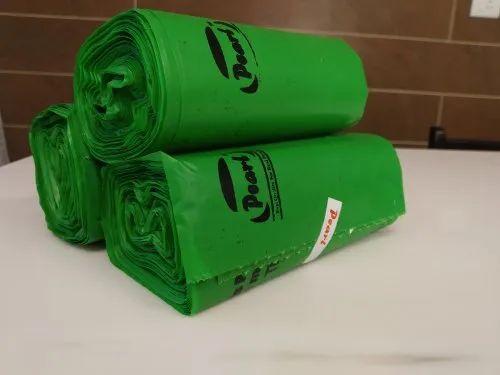 Bioplastic Bag Rolls