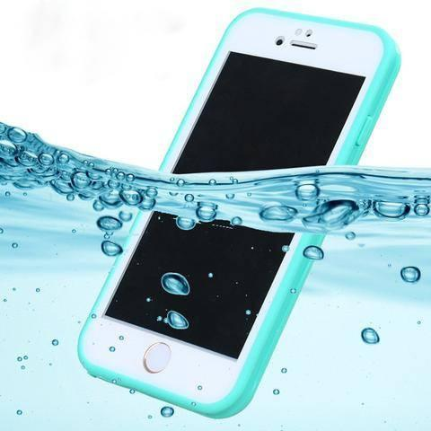 buy online 1cf65 201ef Apple Iphone Complete Waterproof Pouch Cum Case