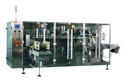 Premade Pouch Filling and Sealing Machine