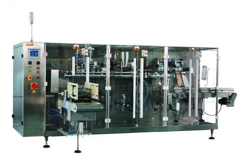 Gem Pack Premade Pouch Filling and Sealing Machine