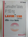 Lavir Tablet - Lamivudine Tablet