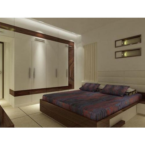 Luxury Bedroom Designing Services In Mumbai, Rs 2500