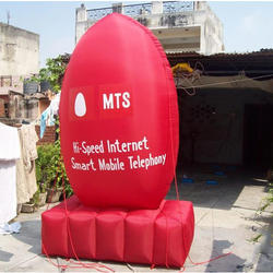 MTS Stand Advertising Balloon