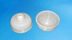 Plastic Bottles Vented Inner Plug - 37 mm