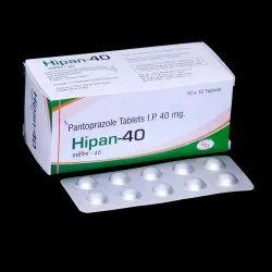 Pantoprazole Sodium  40mg Tablets