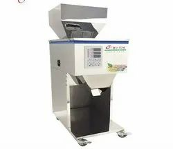 Semiautomatic Weighing & filling Machine