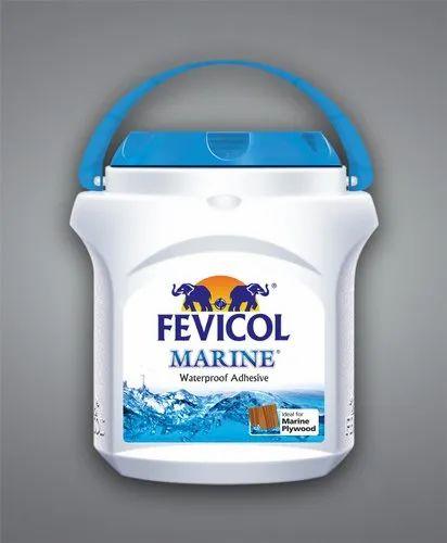 Pidilite Liquid 20 Kg Fevicol Marine Rs 3530 Bucket Aakar Enterprise Id 20171420855