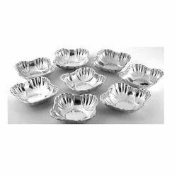 Silver Dish Set