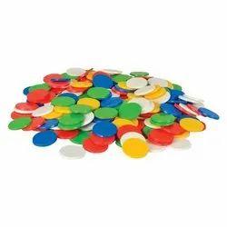 5 Colour Counters - Math Aid