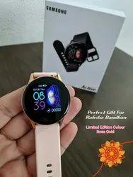 Men Rubber Samsung Smart Watch
