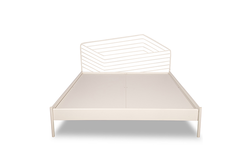 Godrej Liva Queen Bed With Illusion Headboard- Without Storage