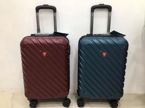 Cabin Luggage Trolley Bag TRAWORLD