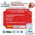 Gel Based Hand Sanitizer (62%)  5ltr Packing