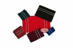 Printed Cotton RadhaRani HandTowel, Rectangle, Size: 14*21