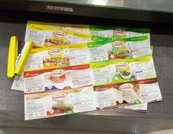 Paper Label Sticker Printing Service