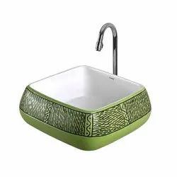 B-4 Designer Table Top Wash Basin