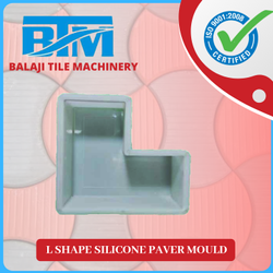 L Shape Silicone Paver Mould