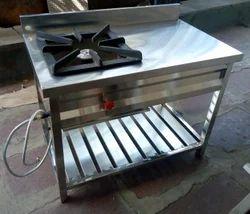 Kaarmik SS Shelf Storage Burner