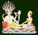 Marble Shesh Saiya Statue