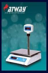 ATWAY Electronic Weighing Scale, Capacity: 6Kg To 2 Ton