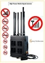 High Power Mobile Signal Jammer