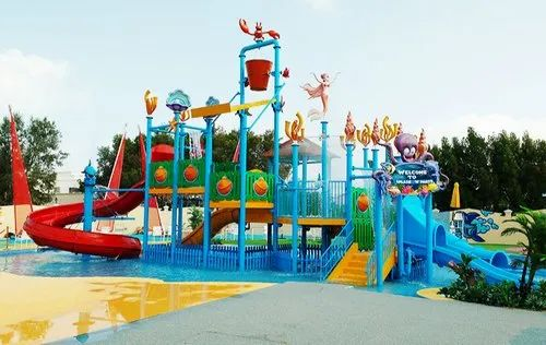Synergy 10 Platform Water Play System