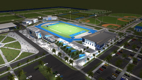 Sports Complex Services