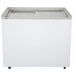 Haier 296 Ltrs Flat Glass Top Freezer HCF-310FGHC, 1000x700x680 mm