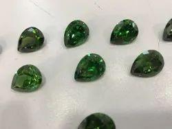 American Diamond Green Ad Pear
