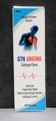 GTN Angina Spray Substitute For Sorbitrate