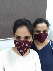 Reusable Face Mask, Number of Layers: Single