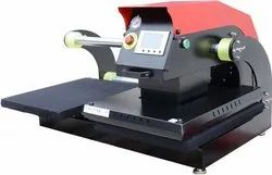 Okoboji Sublimation Heat Press Dual Station Pneumatic