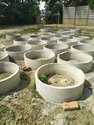 Round Precast Well Ring