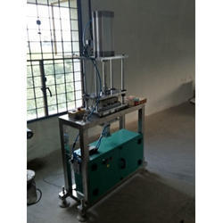 Soap Stamping And Press Machine