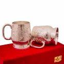 Silver Plated Ber Mug