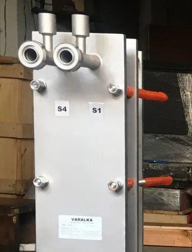 Titanium Plate Heat Exchanger