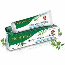 Herbal Neem Toothpaste, Tube