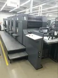 Heidelberg Offset Press Printing Machine