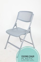 Sonika Standerd Folding Chair