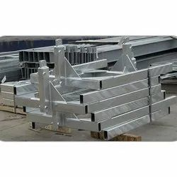 Hot Dip Galvanizing Structural Fabrication