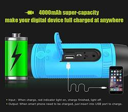Zealot S1 Wireless Speaker With 4000mah Power Bank