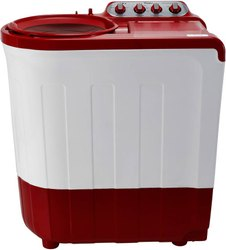 Whirlpool 7.5 kg Semi Automatic Top Load Washing Machine, ACE SUPERSOAK, Coral Red