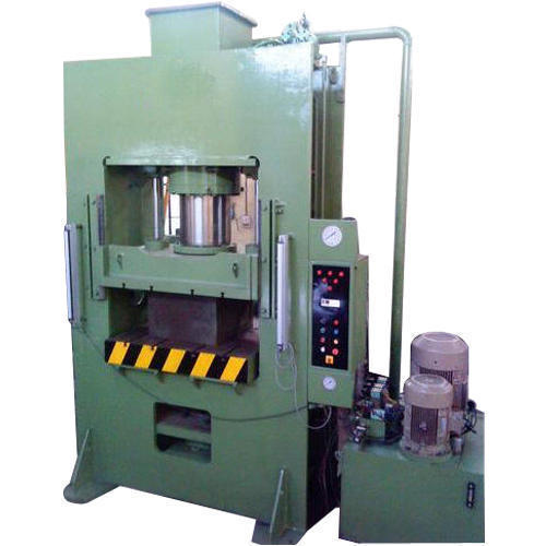Automatic Hydraulic Rubber Moulding Machine, Capacity: 220 Kg. Bar  Pressure, Rs 650000 /unit | ID: 16582869812