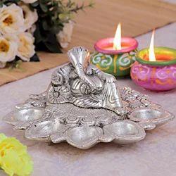 Ganesha Panch Aarti Diya