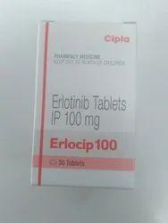 Erlocip 100mg Erlotinib Tablets