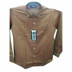 Men Cotton Formal Shirts, Size: 38