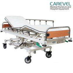 Carevel Deluxe Emergency Recovery Trolley