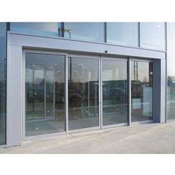 Sensor Sliding Glass Doors