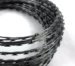 Black RBT Wire