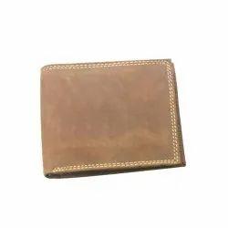 Bi Fold Men Leather Wallet